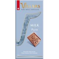 Швейцарский молочный шоколад Villars 32%