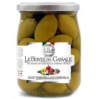 Оливки Белла ди Чериньола Lе Bonta' del Casale