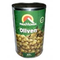 Оливки PARAMONGA без косточек (Olive verdi denocciolate)