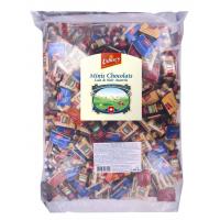 Горький, тёмный и молочный Villars шоколад ассорти в мини-плитках