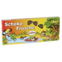 "Мармелад в темном шоколаде Hauswirth ""Шоколягушки"""