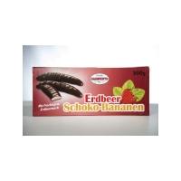 Клубничное суфле Hauswirth в темном шоколаде