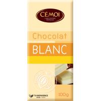 Белый шоколад Cemoi Blanc в мягкой упаковке