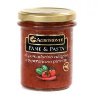 Соус Помодоро Чиледжино с красным пикантным перцем (Pane e Pasta Pomodorino Ciliegino e Peperoncino Piccante)