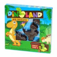 Фигурки из молочного шоколада «Динозаврики»