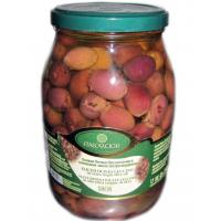 Маслины ЛЕЧИНО без косточки (Olive LECCINO denocc. in olio E/V)