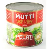 """Томаты очищенные целые Pelati """"Мутти"""" (Pomodori pelati Mutti)"""